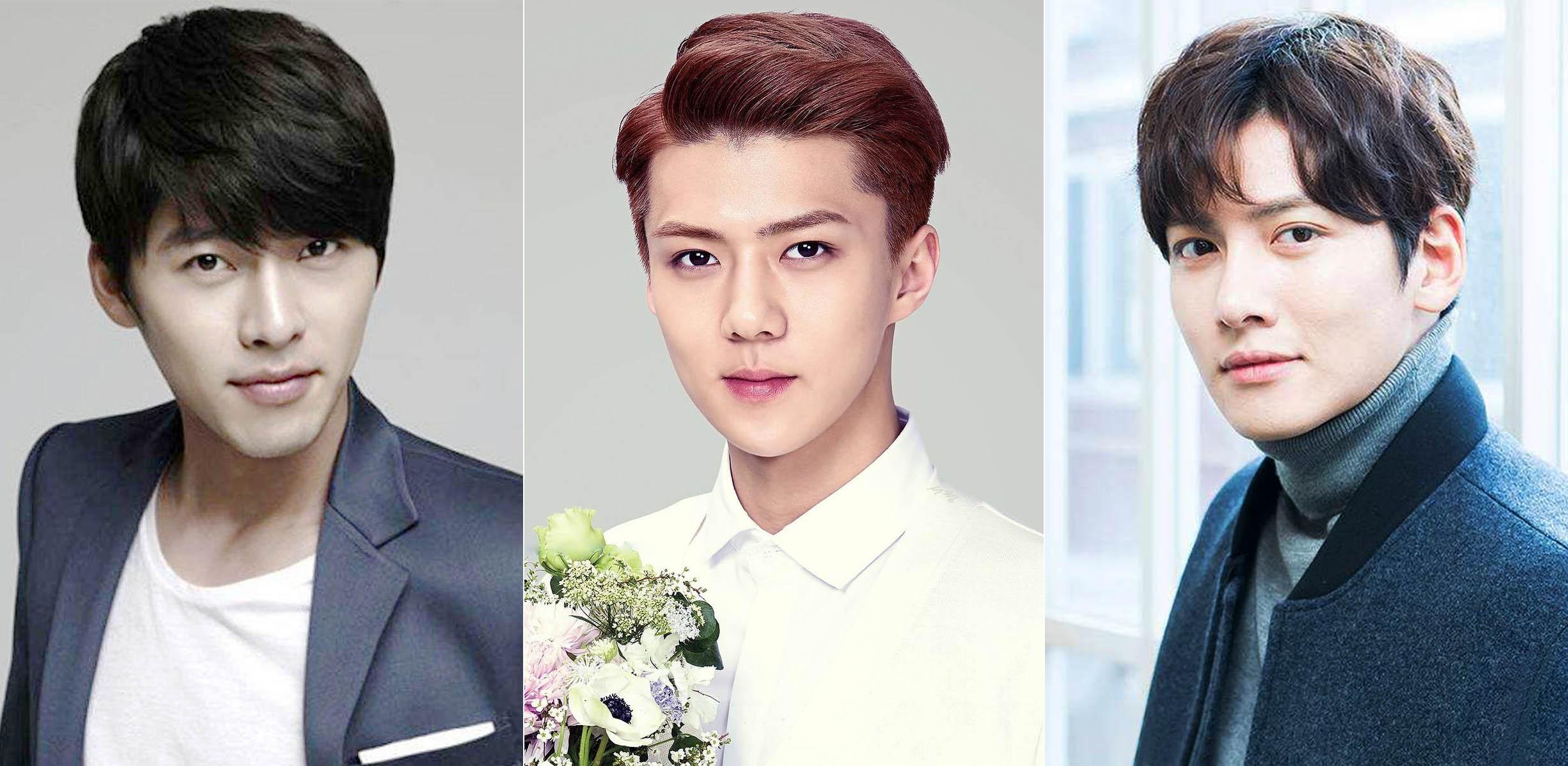 韩国男演员-如何拯救中国男人的形象