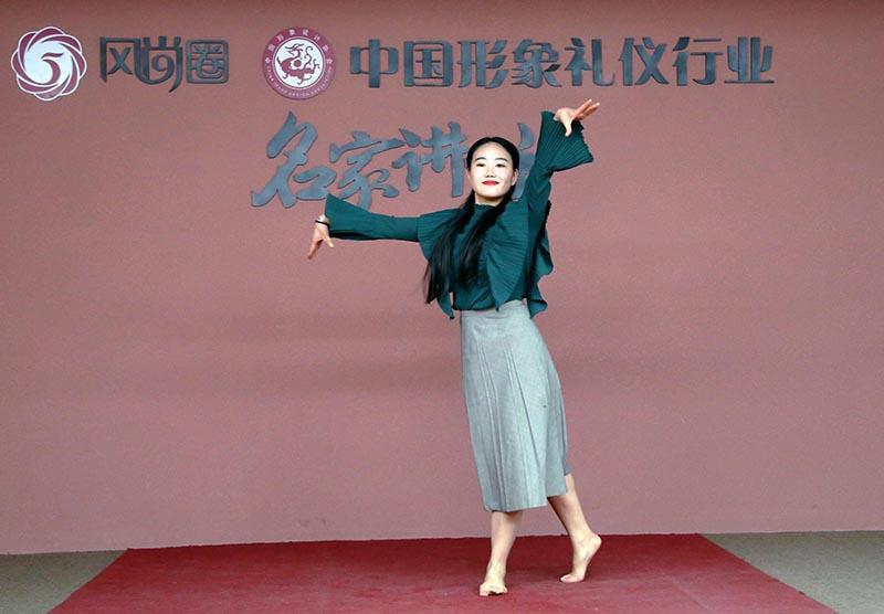 蒙古舞蹈表演