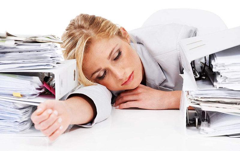 人都面临着来自工作和生活的众多的压力