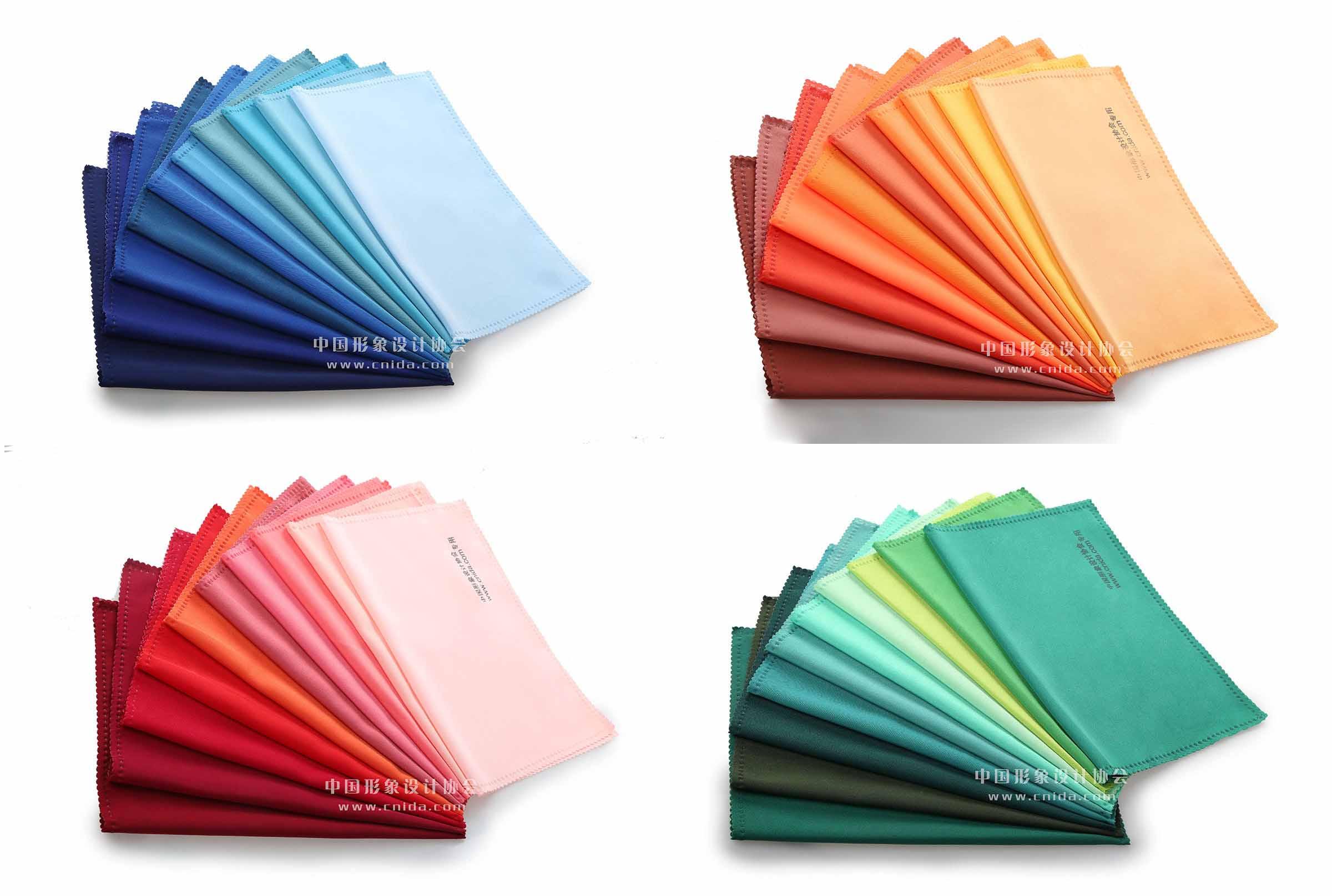 形象管理师色彩诊断的利器