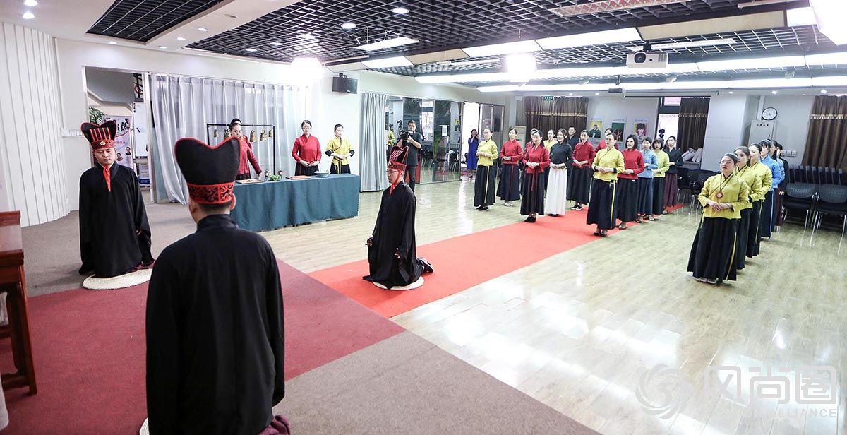 坚守中华文化 弘扬礼仪文明