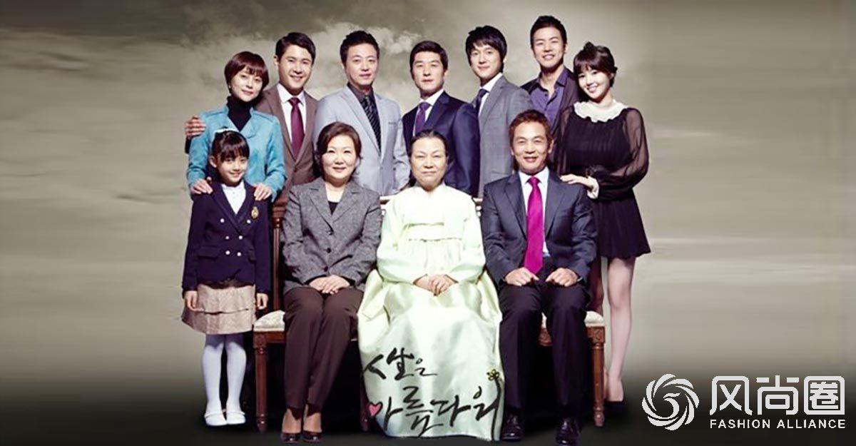 韩剧中处处体现着对中华传统礼仪文化的传承