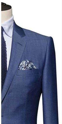 中国形象礼仪协会男士西服的选择