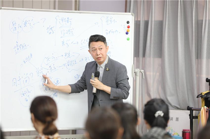 形象管理师专业班课程花絮